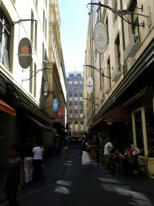 Degraves street. My once-Mecca